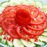 Giảm cân nhanh chóng và hiệu quả nhất với cà chua