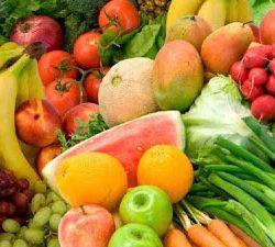 chế độ giảm cân nhanh chóng với trái cây