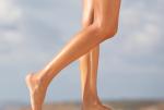 Bắp chân thon gọn đẹp